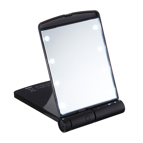 Light Up Mirror Checkout Products