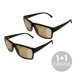 Trans Optics Zonnebril 1+1 Gratis