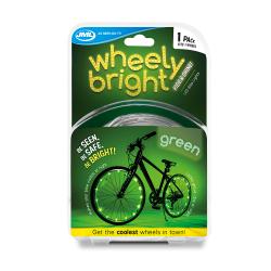 Wheely Bright Groen - 1 wiel