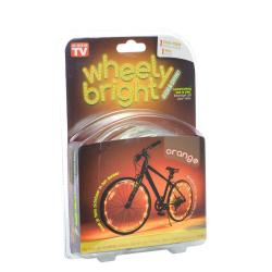 Wheely Bright Oranje - 1 wiel