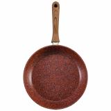Copper Stone Pan 28cm