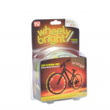 Wheely Bright Oranje - 2 wielen