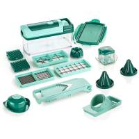 Nicer Dicer Fusion Julietti - 16-delig