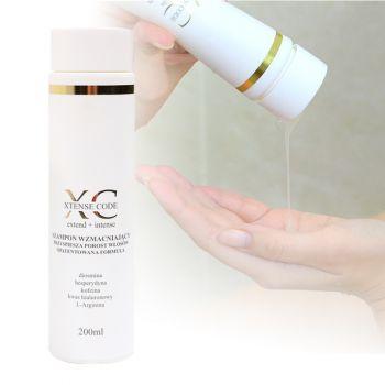Xtense Code haargroei stimulerende shampoo