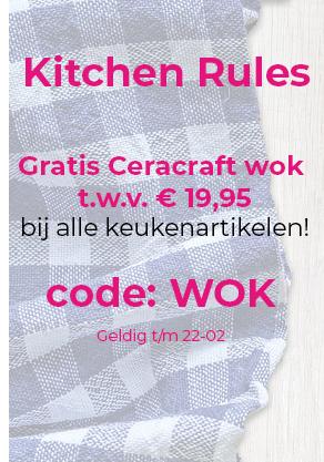 gratis wok